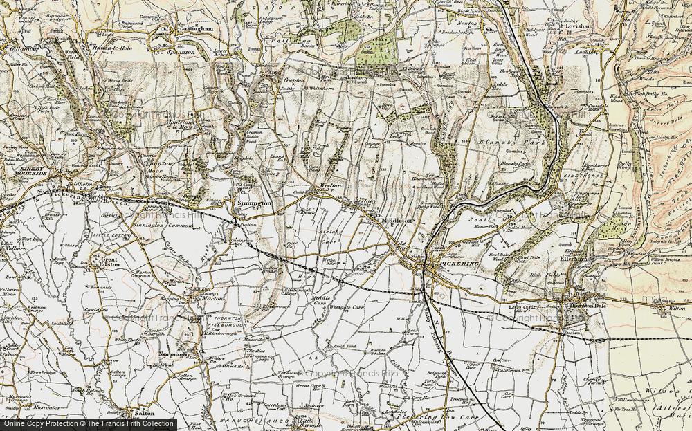 Aislaby, 1903-1904