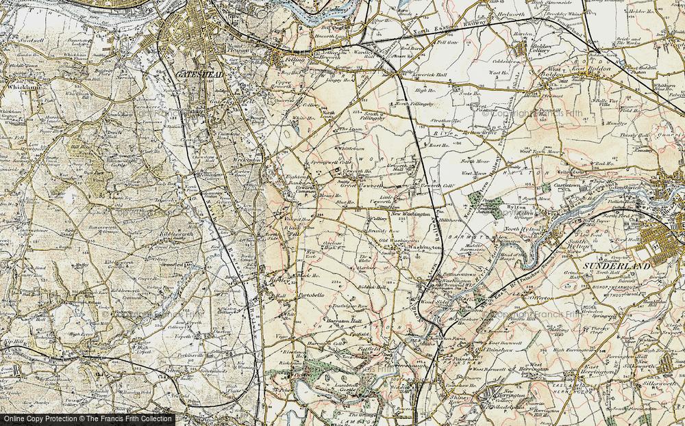 Albany, 1901-1904