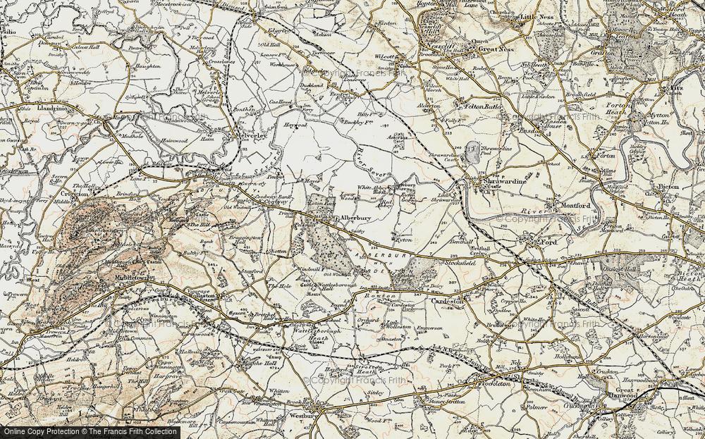 Alberbury, 1902