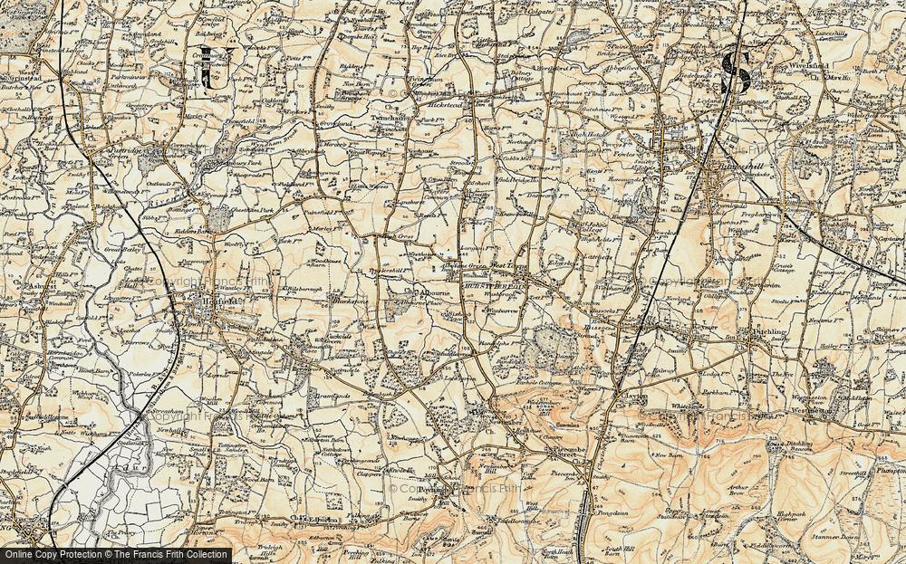Albourne Green, 1898