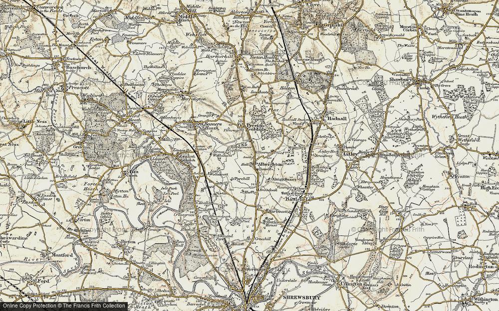 Albrighton, 1902