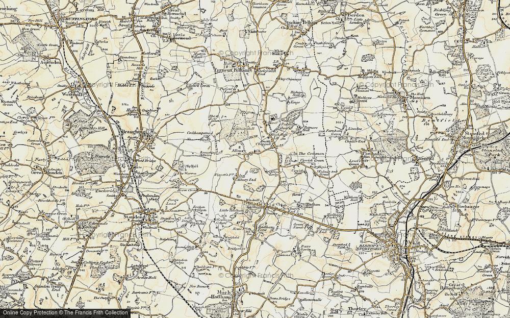 Albury, 1898-1899