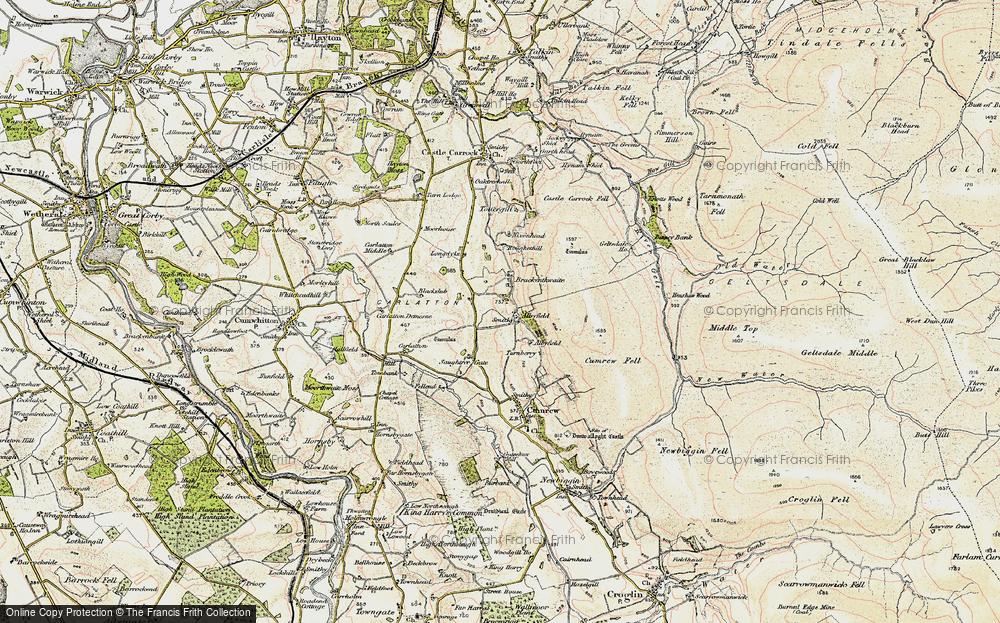 Albyfield, 1901-1904