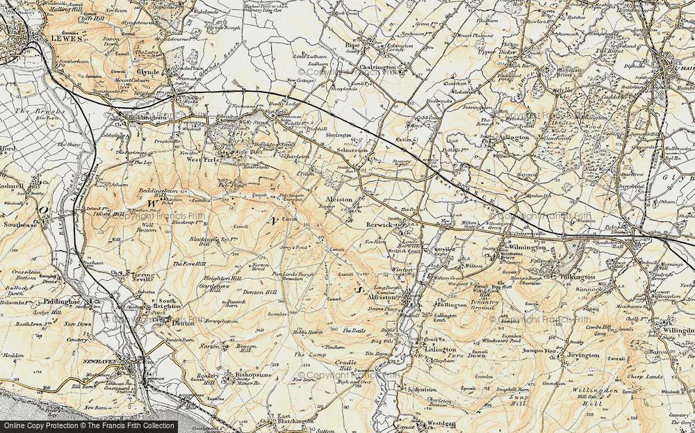 Alciston, 1898
