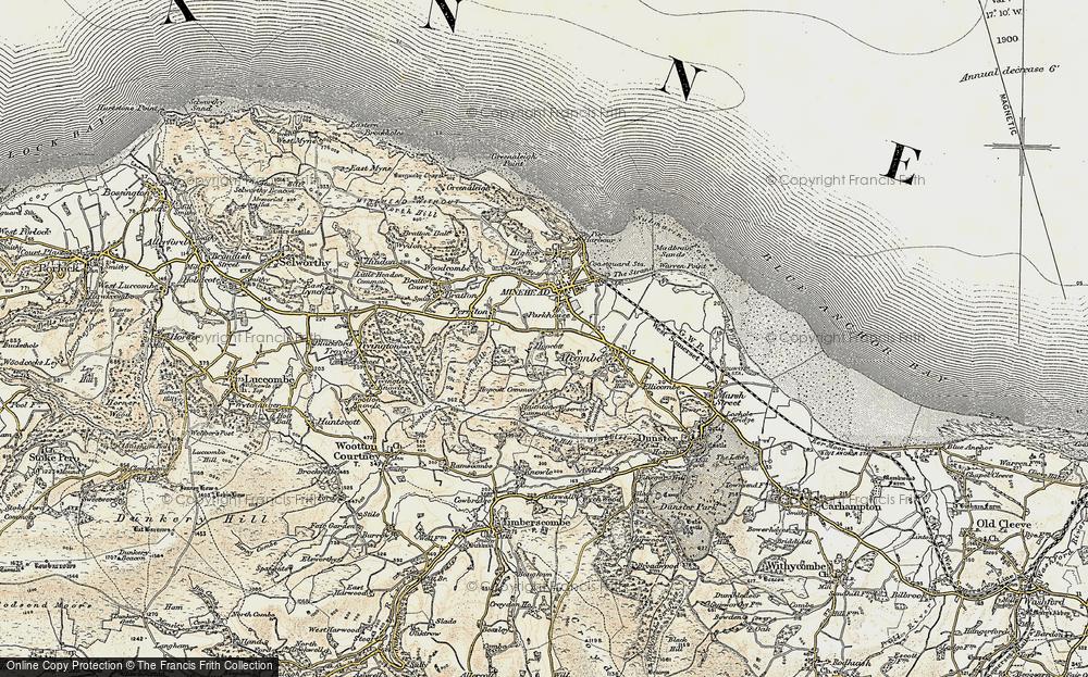 Alcombe, 1898-1900