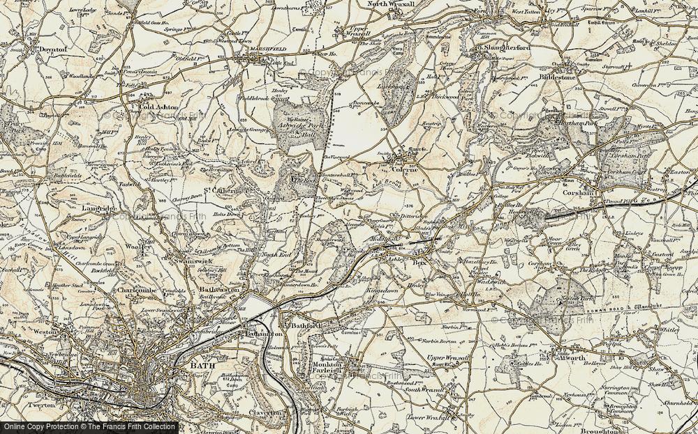 Alcombe, 1899
