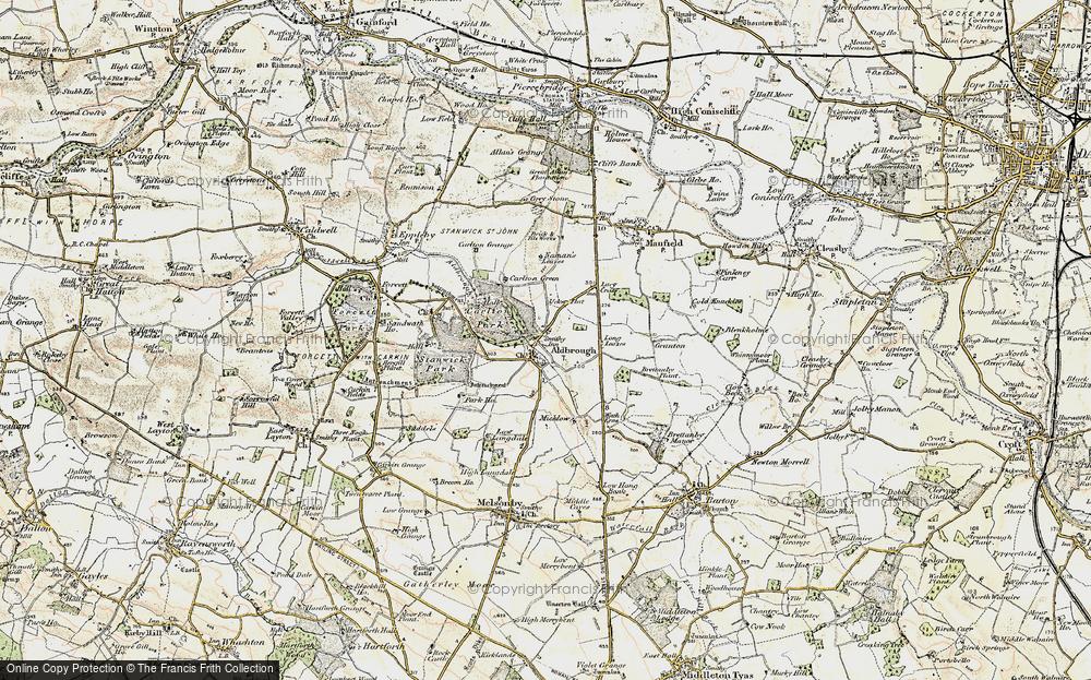 Aldbrough St John, 1903-1904