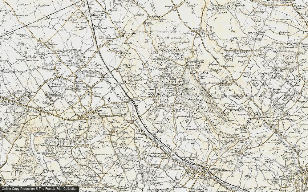 Aldbury, 1898