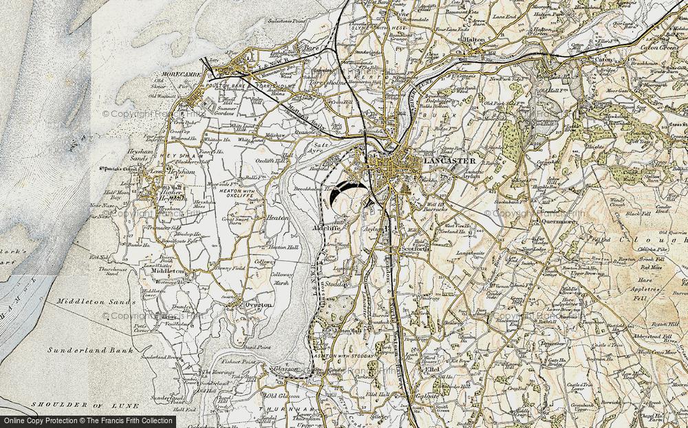 Aldcliffe, 1903-1904