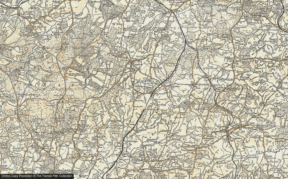 Alderbrook, 1898