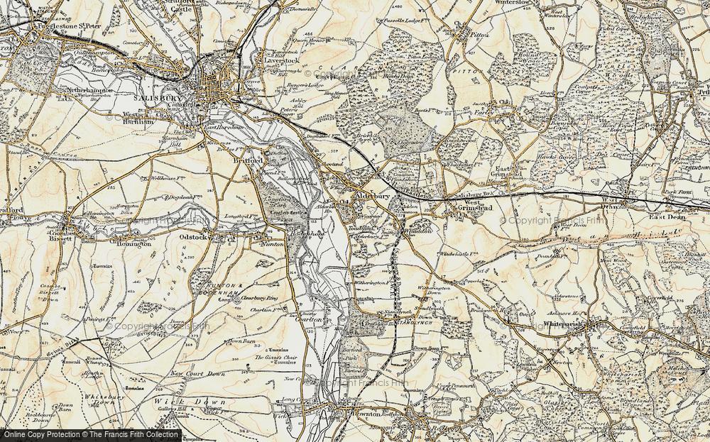 Alderbury, 1897-1898