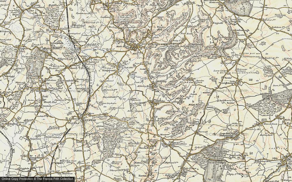Alderley, 1898-1899