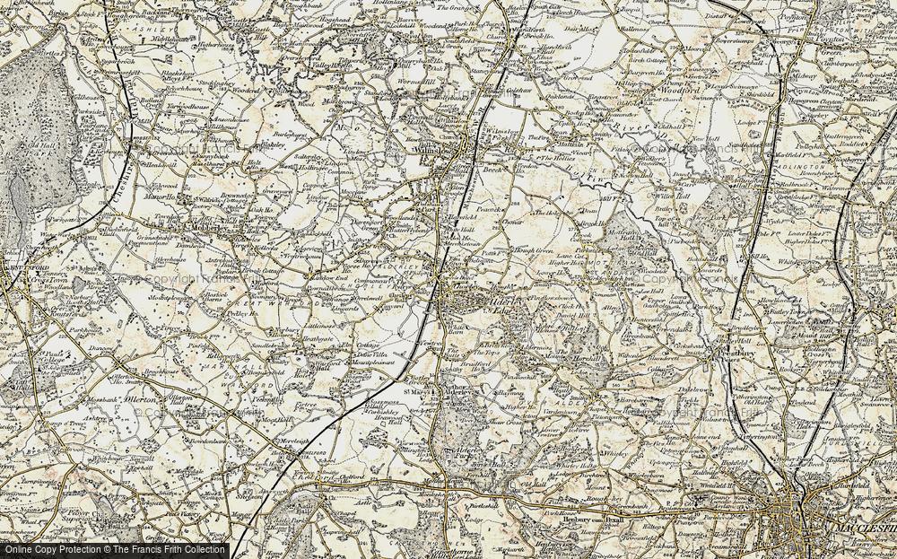 Alderley Edge, 1902-1903