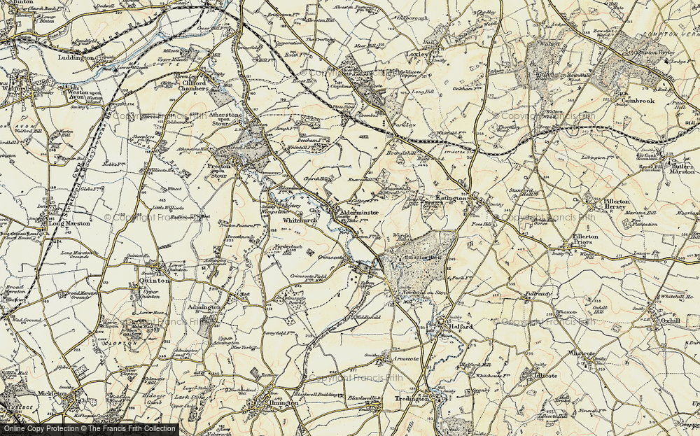 Alderminster, 1899-1901