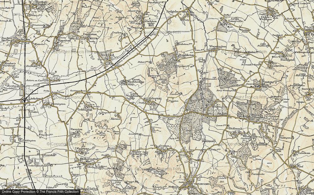 Alderton, 1899-1900