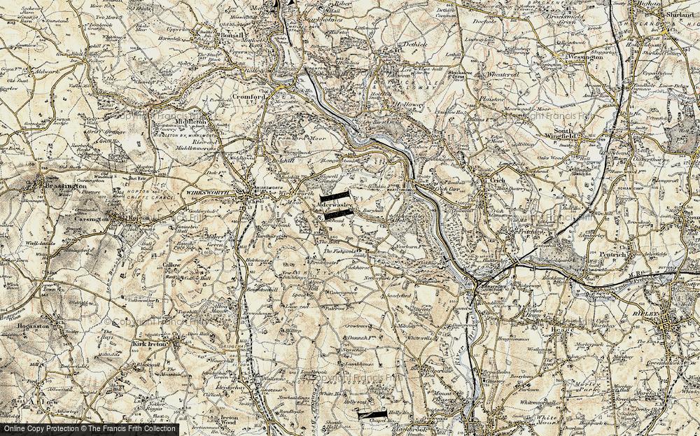 Alderwasley, 1902
