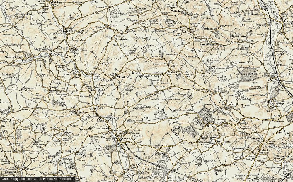 Aldham, 1898-1901