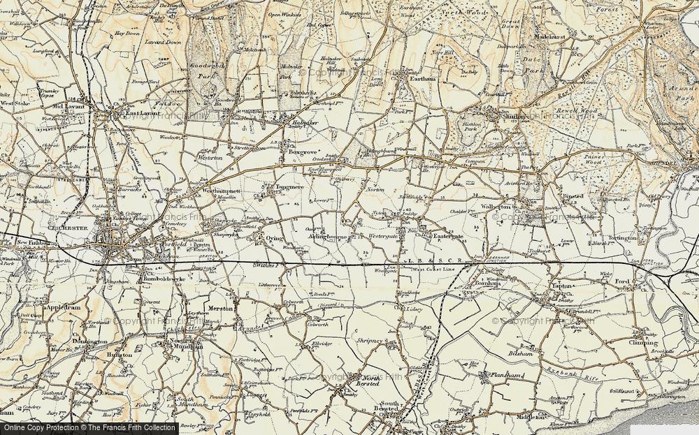 Aldingbourne, 1897-1899