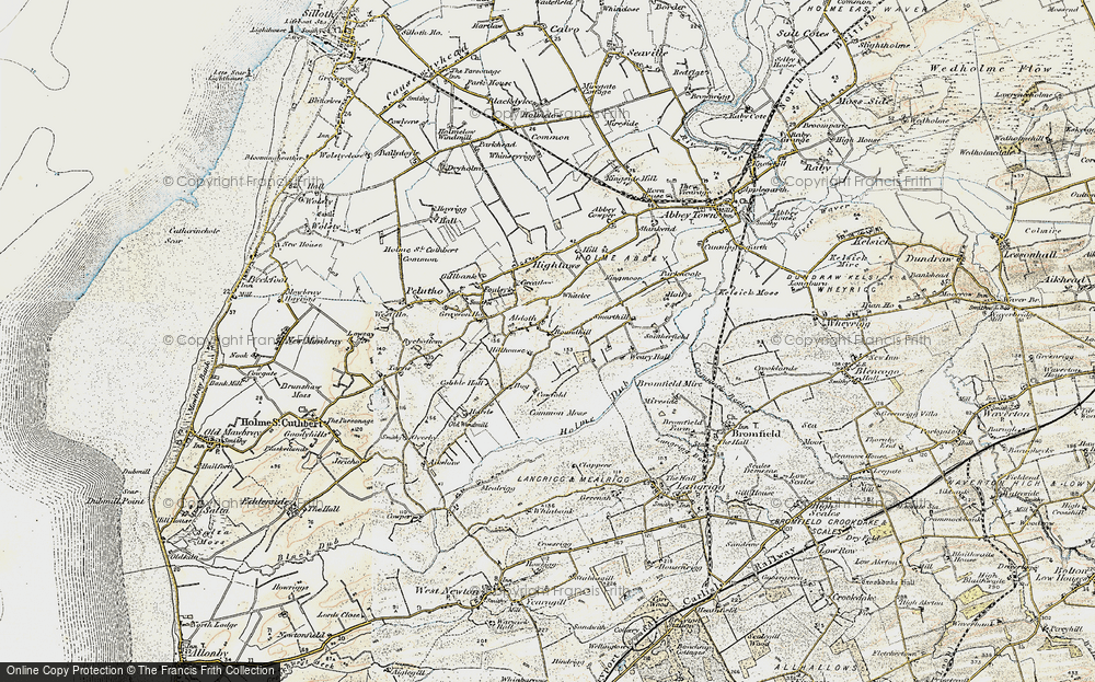 Aldoth, 1901-1904