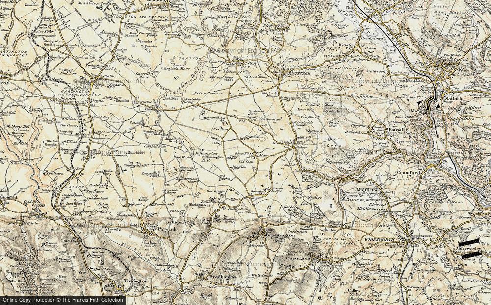 Aldwark, 1902-1903