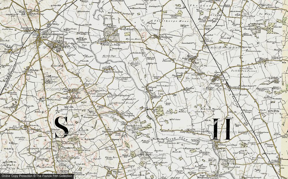 Aldwark, 1903-1904