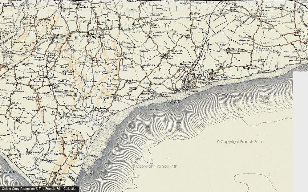 Aldwick, 1897-1899