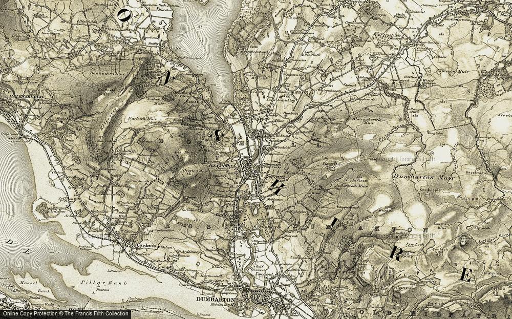 Alexandria, 1905-1907
