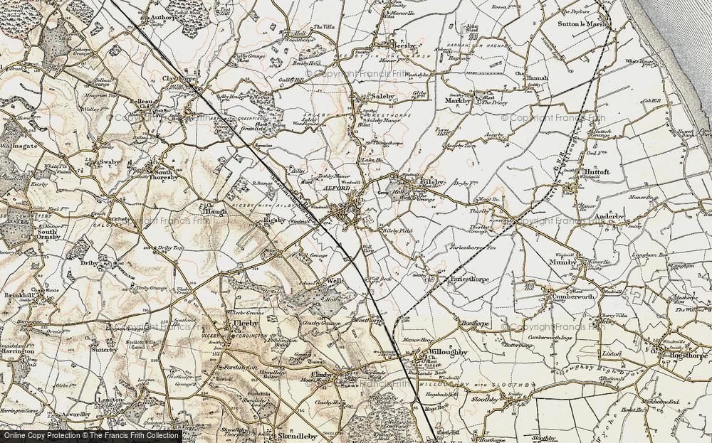 Alford, 1902-1903