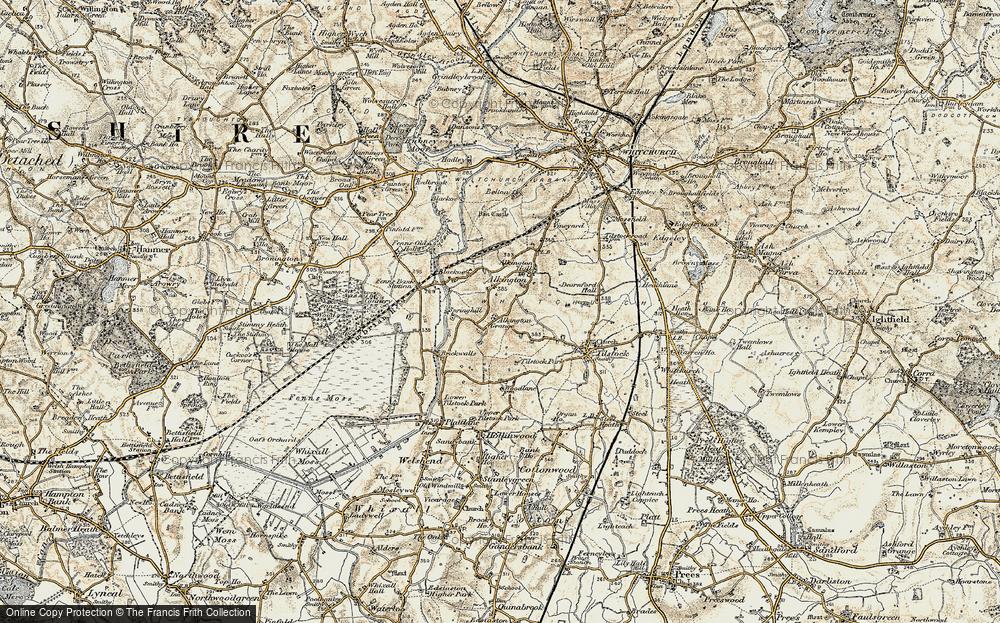 Alkington, 1902