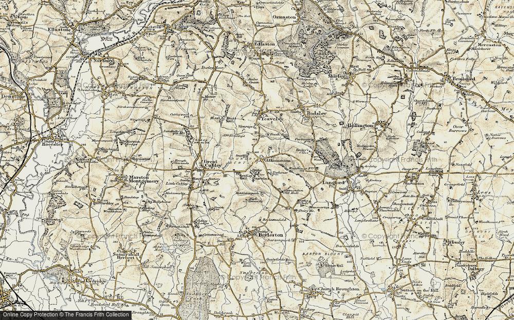 Alkmonton, 1902
