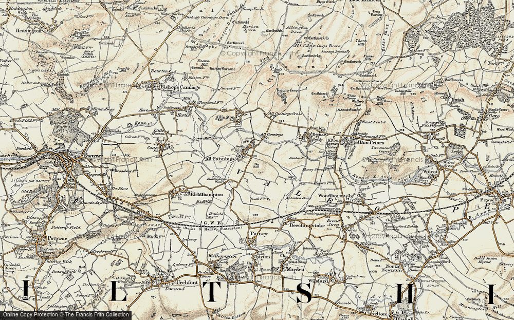 All Cannings, 1898-1899