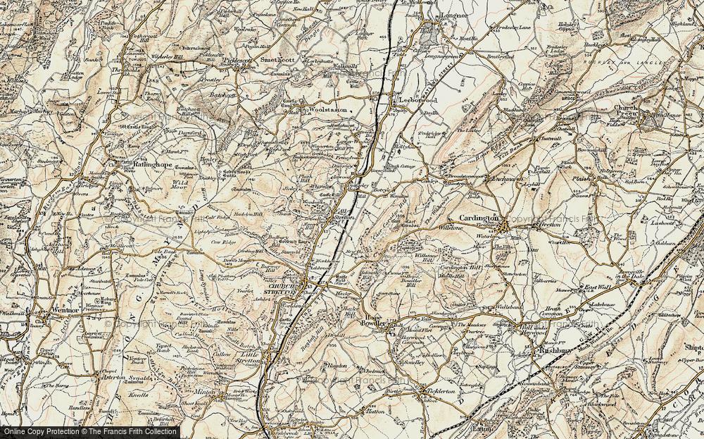 All Stretton, 1902-1903