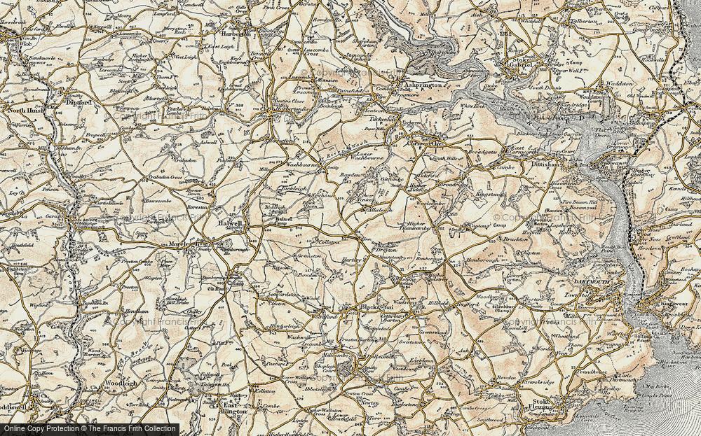 Allaleigh, 1899