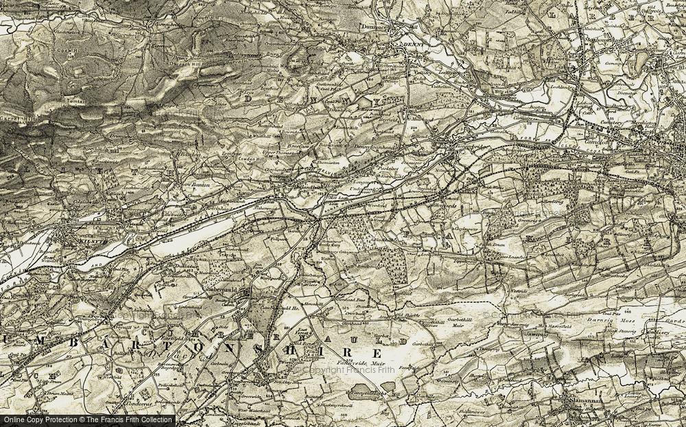 Allandale, 1904-1907