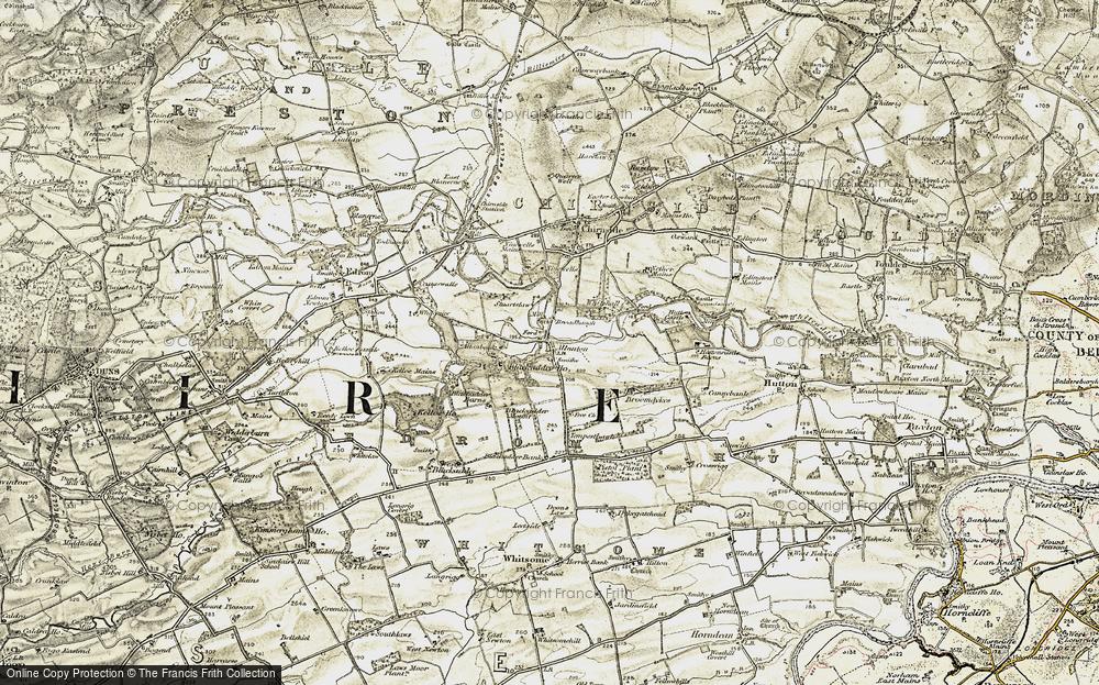 Allanton, 1901-1904