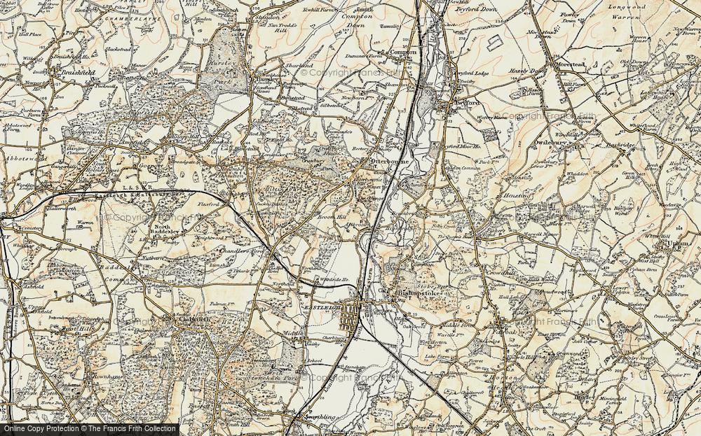 Allbrook, 1897-1909