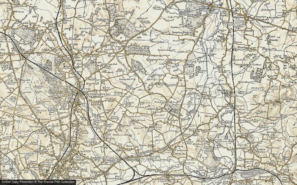 Allen End, 1901-1902