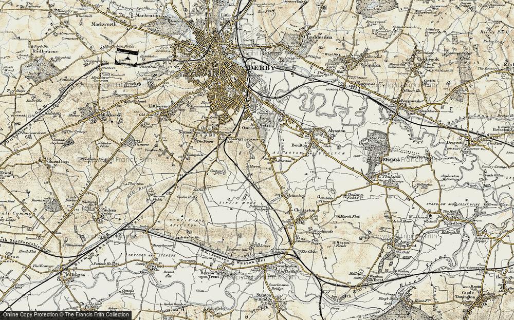Allenton, 1902-1903