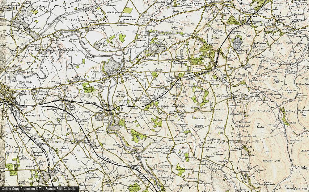 Allenwood, 1901-1904