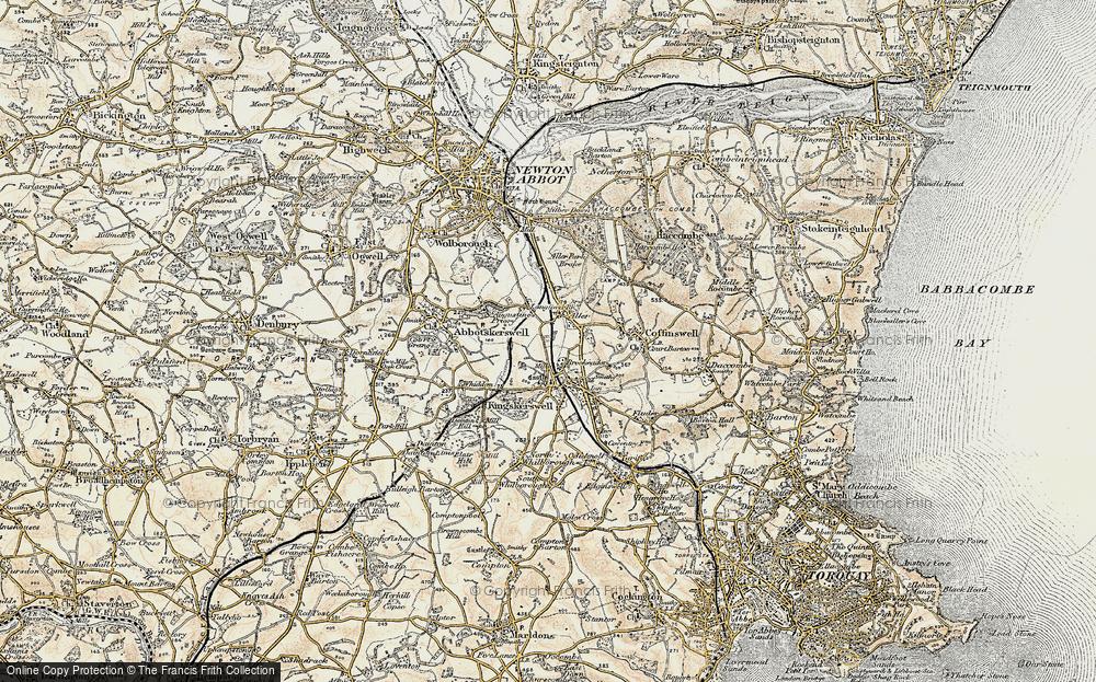 Aller, 1899