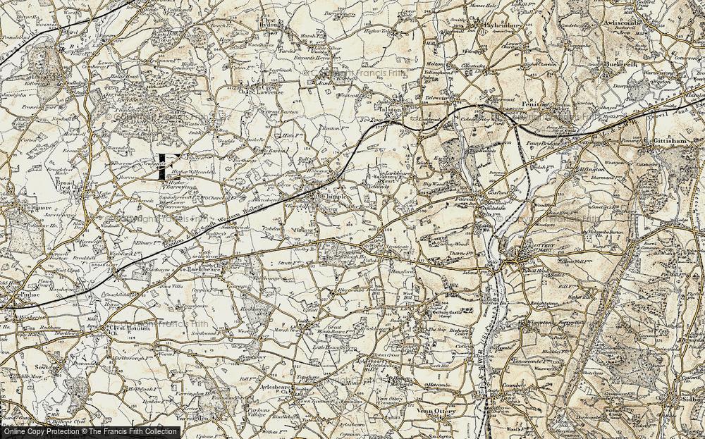 Aller Grove, 1898-1900