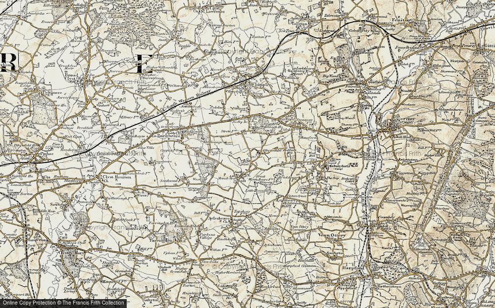 Allercombe, 1898-1900