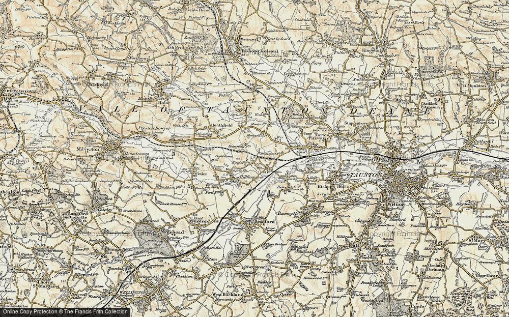 Allerford, 1898-1900