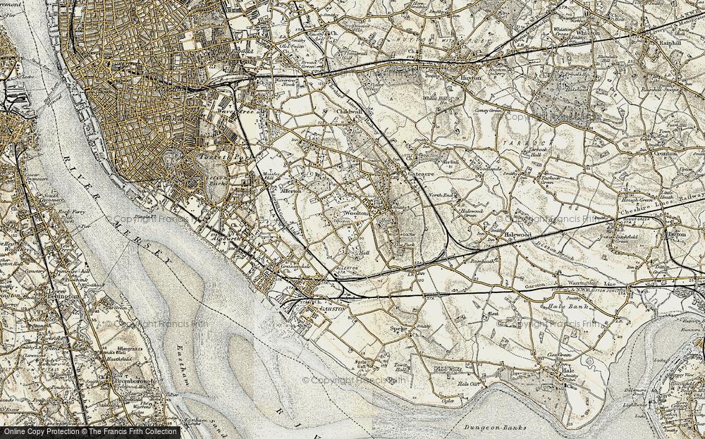 Allerton, 1902-1903