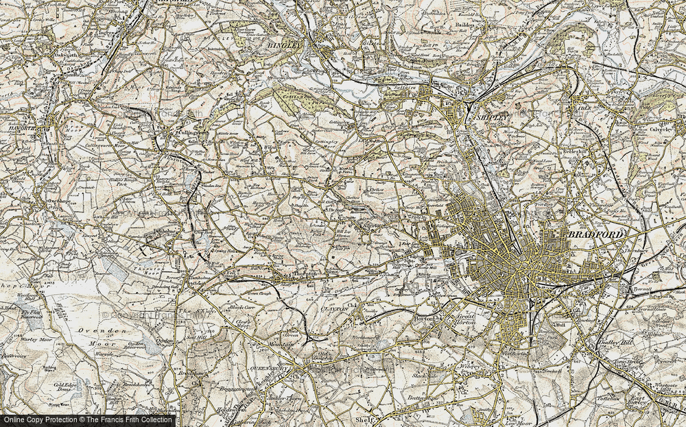 Allerton, 1903-1904
