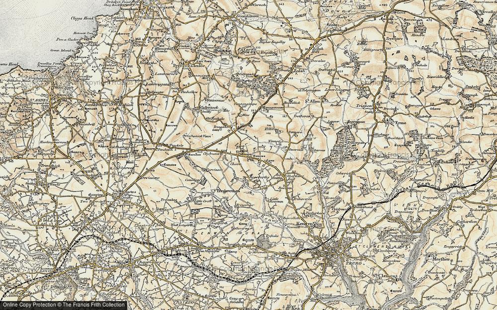 Allet, 1900