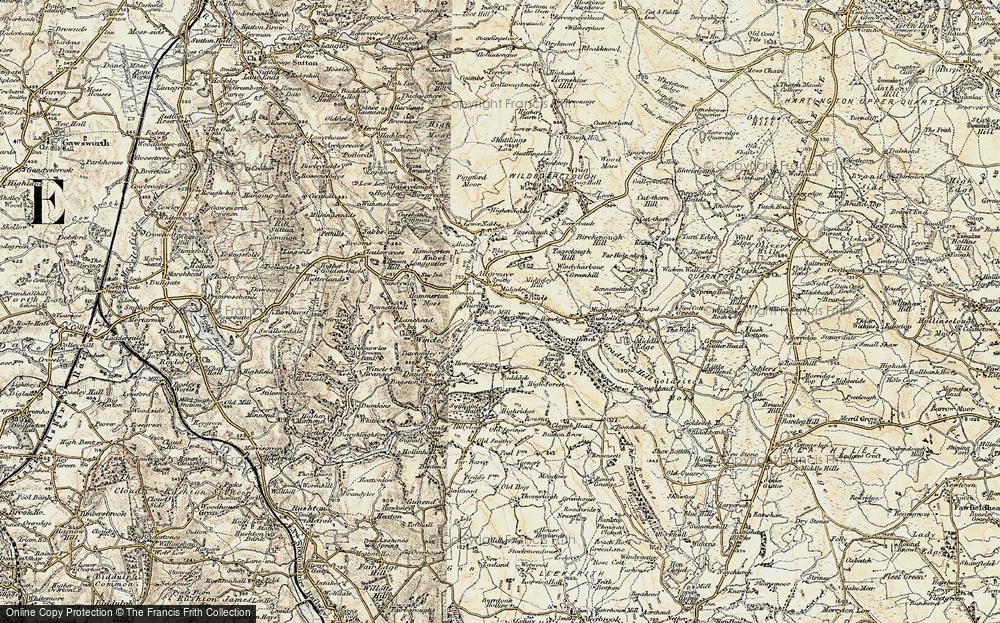 Allgreave, 1902-1903