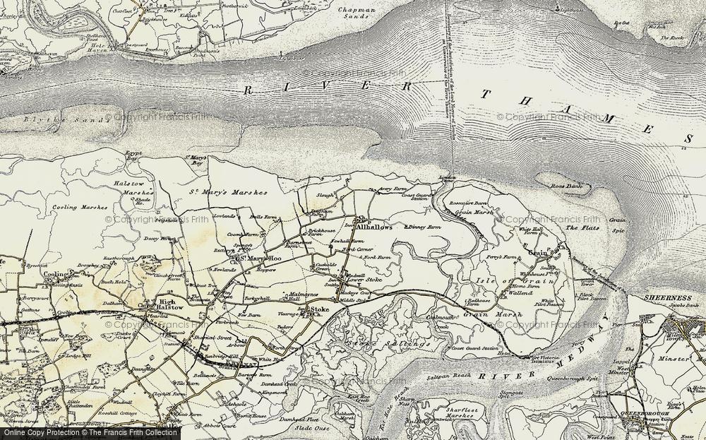 Allhallows, 1897-1898