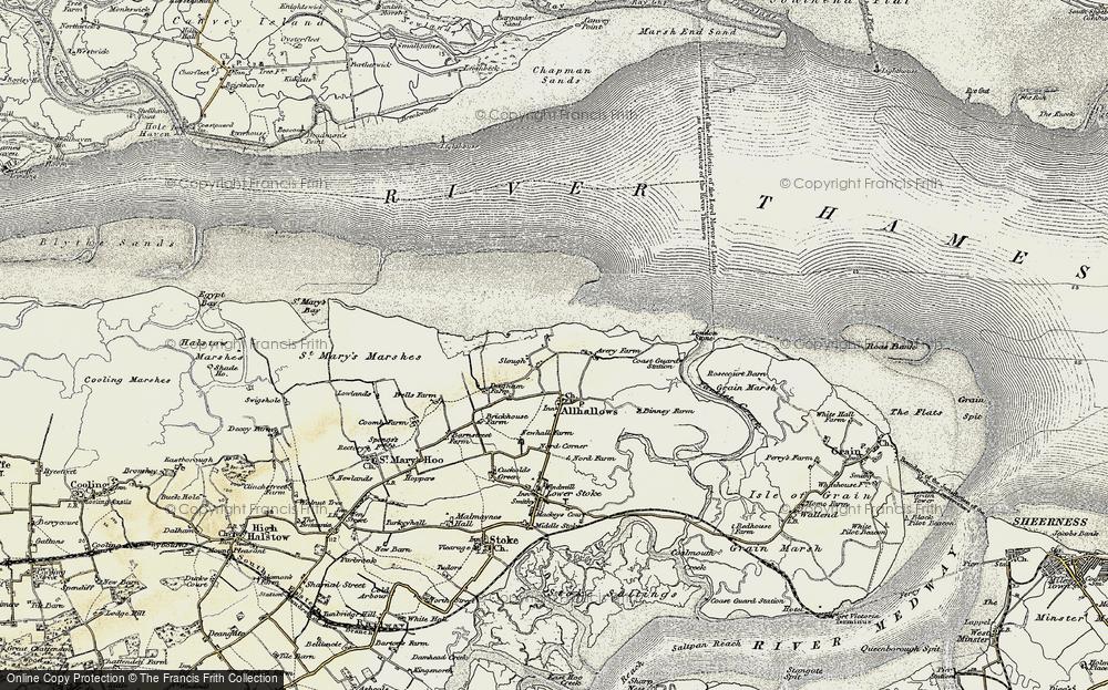 Allhallows-on-Sea, 1897-1898