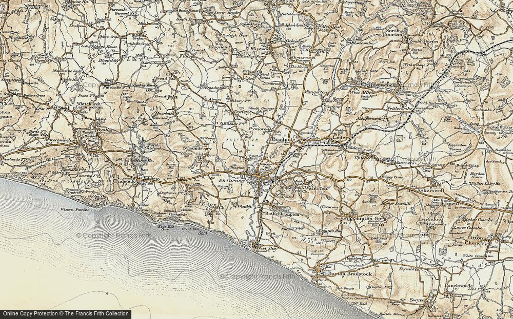 Allington, 1899